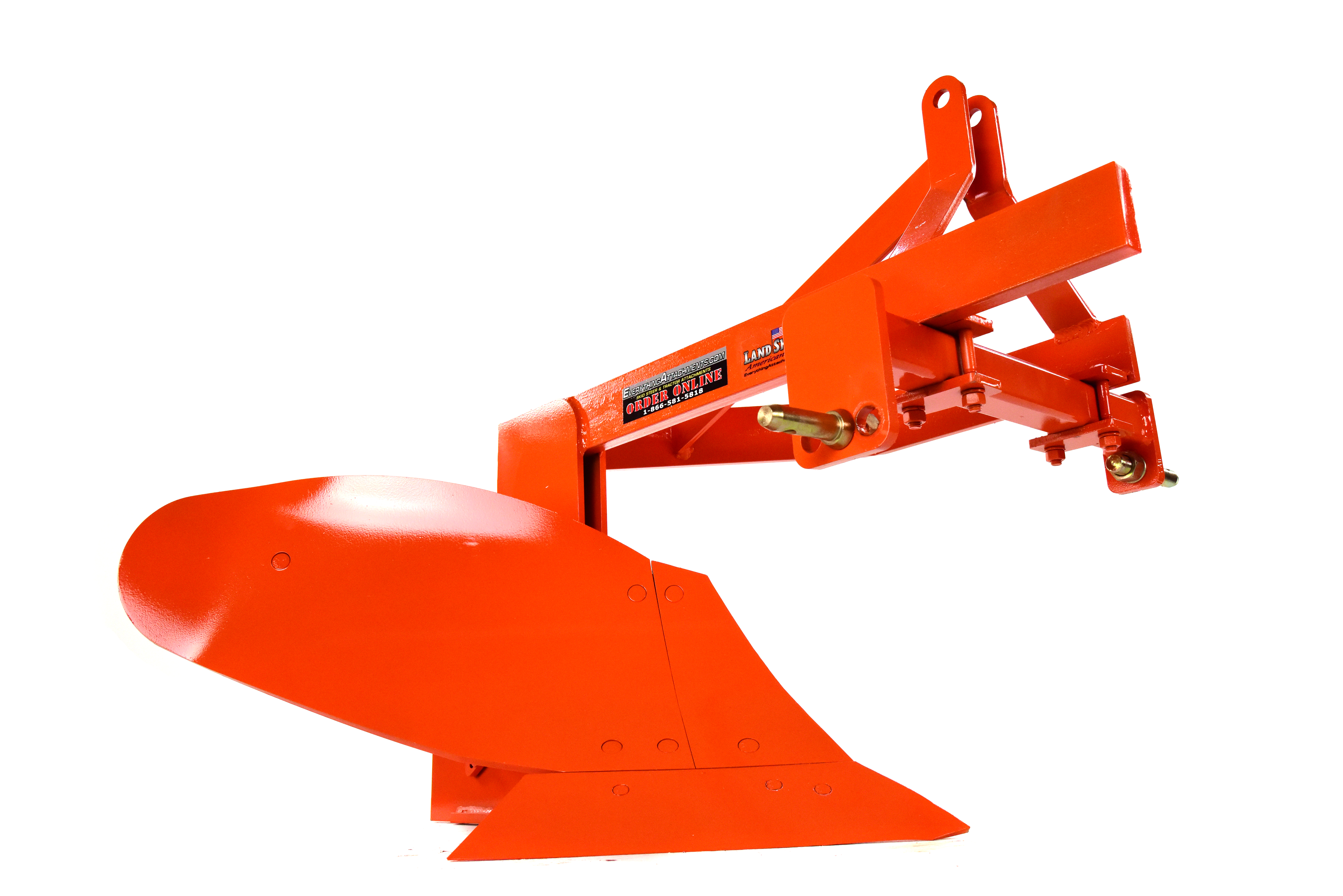 3pt Extendable Low Lift Arms : Land shark compact tractor plow value attachments